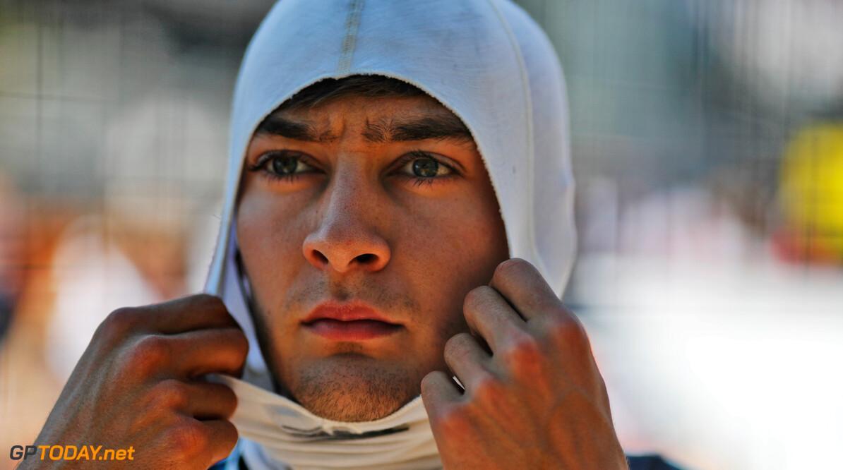 """Giedo van der Garde: """"Zolang Hamilton bij Mercedes rijdt is er geen plek voor Russell"""""""