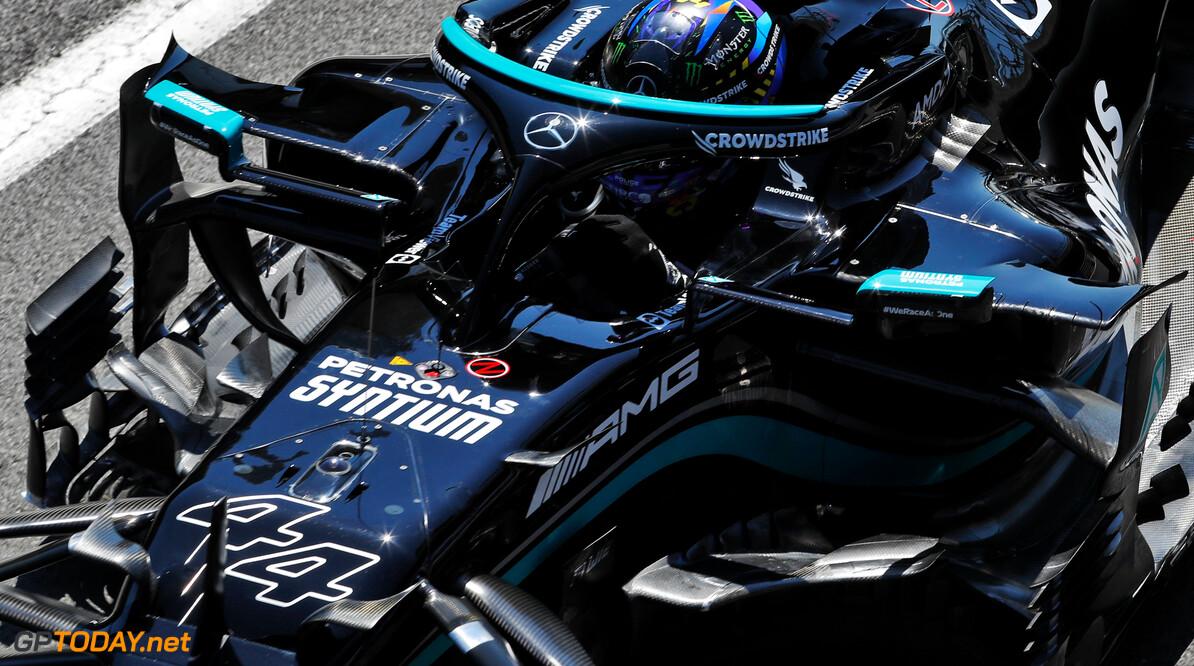 Technisch directeur Mercedes: ''Zonder rode vlag was Hamilton uitgevallen''