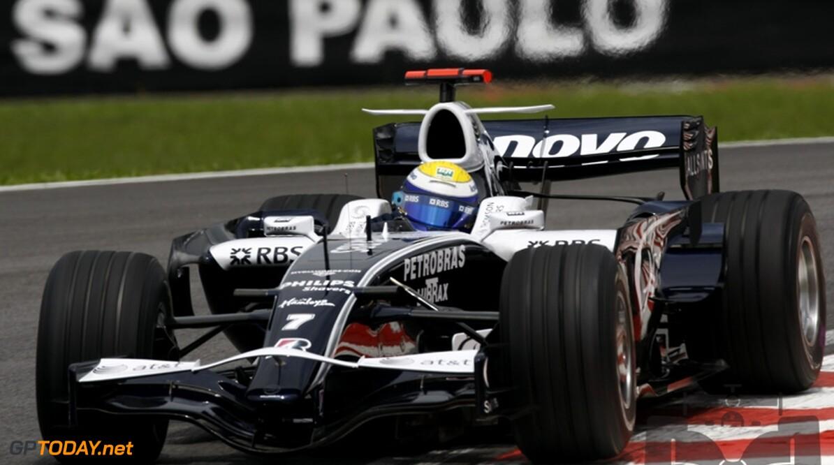 Rosberg dreigt Williams met vertrek bij teleurstellend 2009