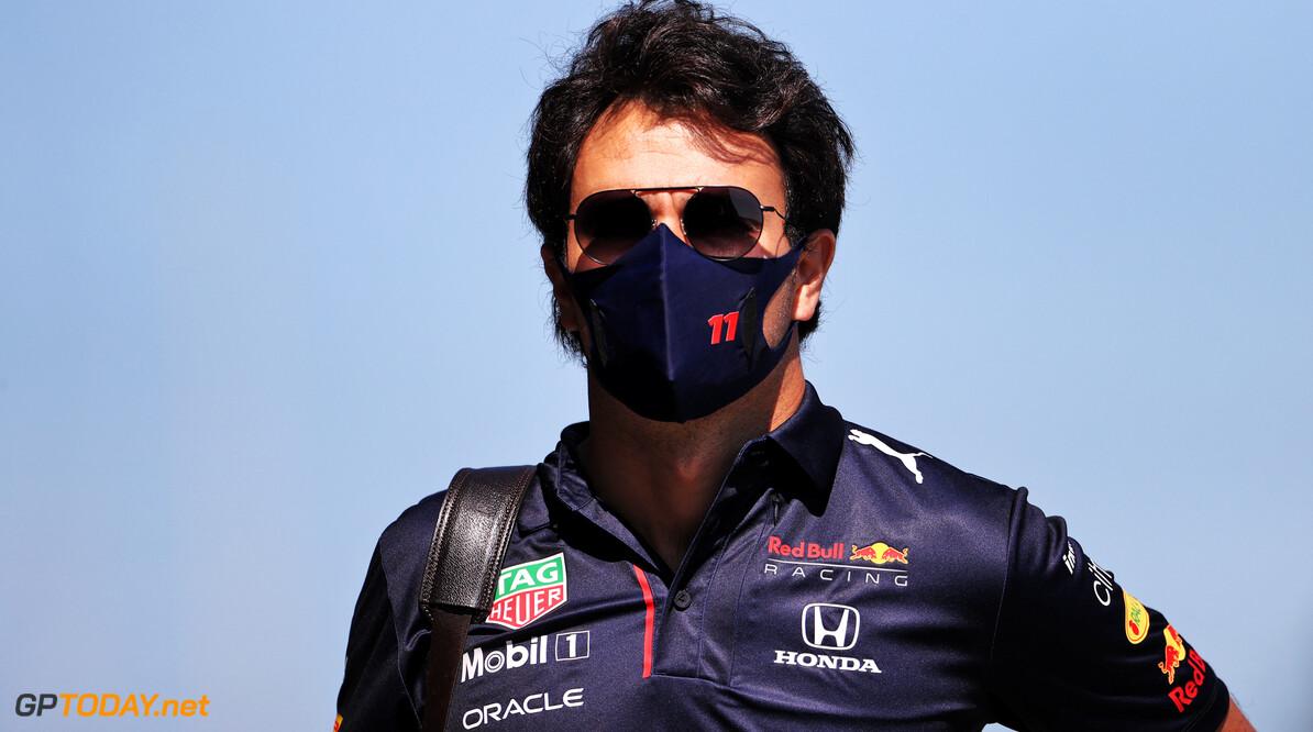 Perez blij met Red Bull én Helmut Marko