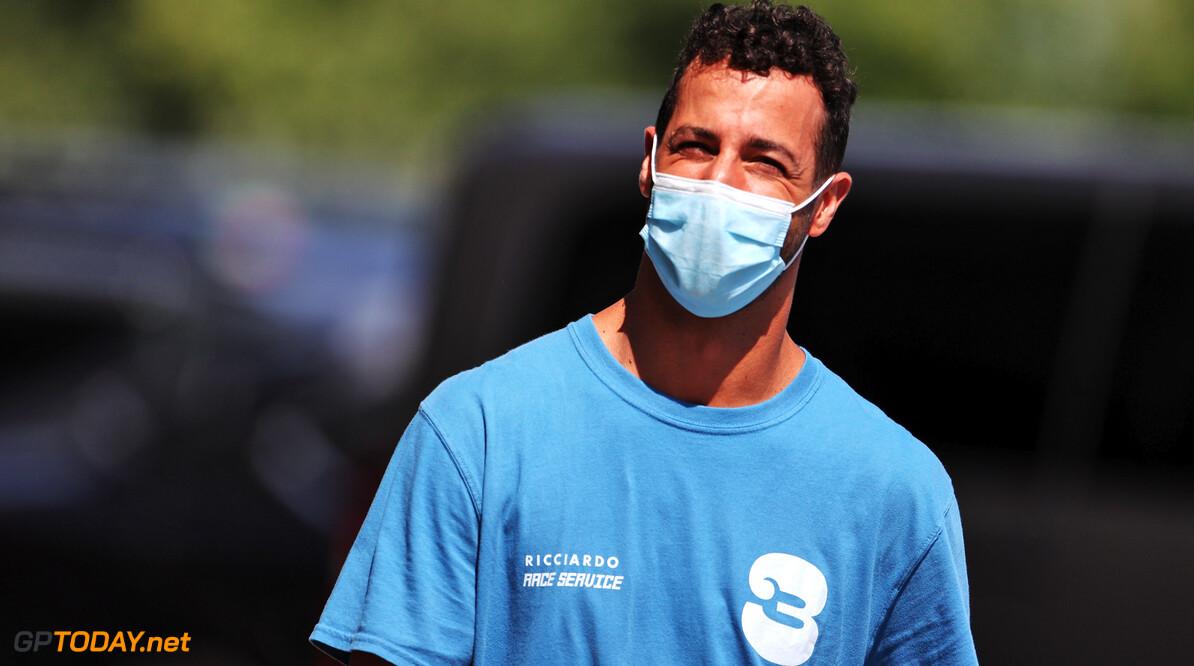 """Lijdensweg Ricciardo duurt voort: """"Ik wist na Silverstone al dat ik hier niet snel zou zijn"""""""