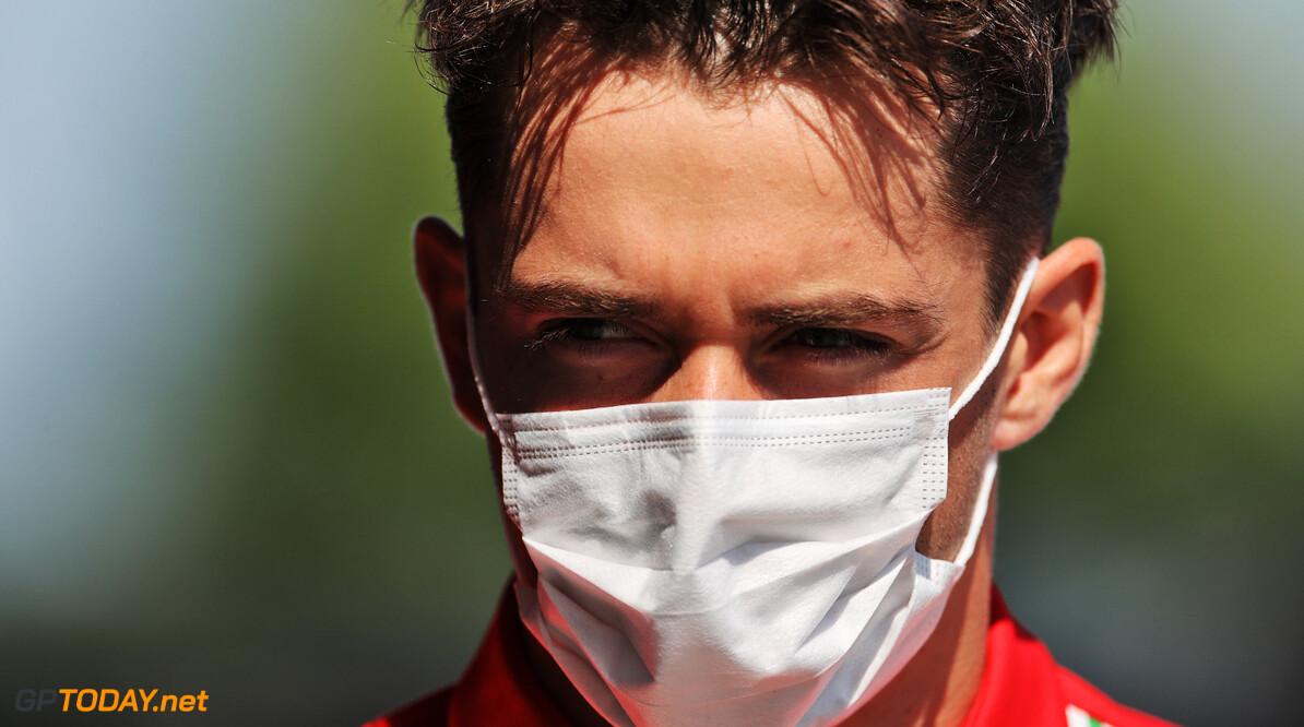 Ferrari's progressie geen complete verrassing voor Leclerc