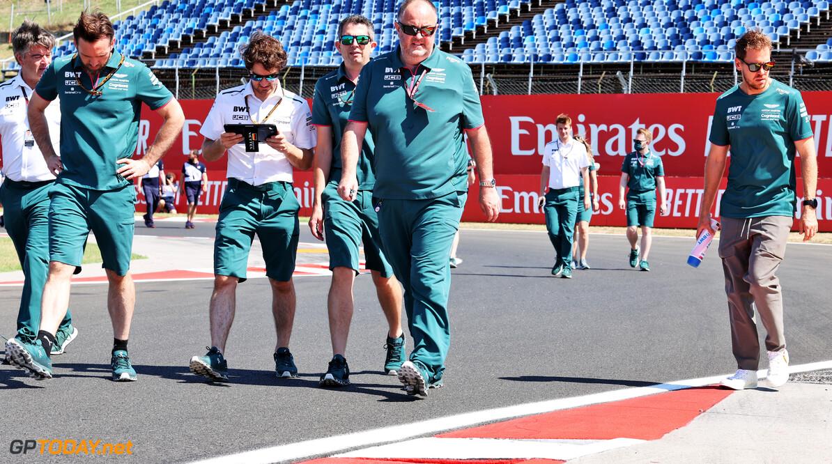 Sebastian Vettel dichterbij contractverlening Aston Martin