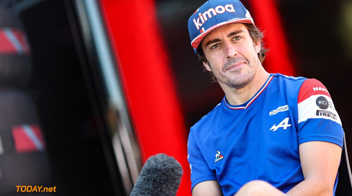"""Alonso wil betere balans in de auto: """"Er zit nog meer in het vat"""""""