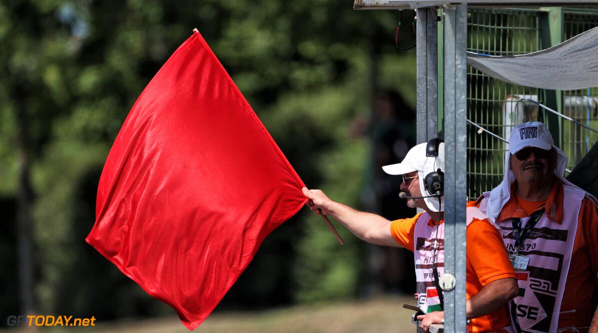 Rode vlag // Red flag