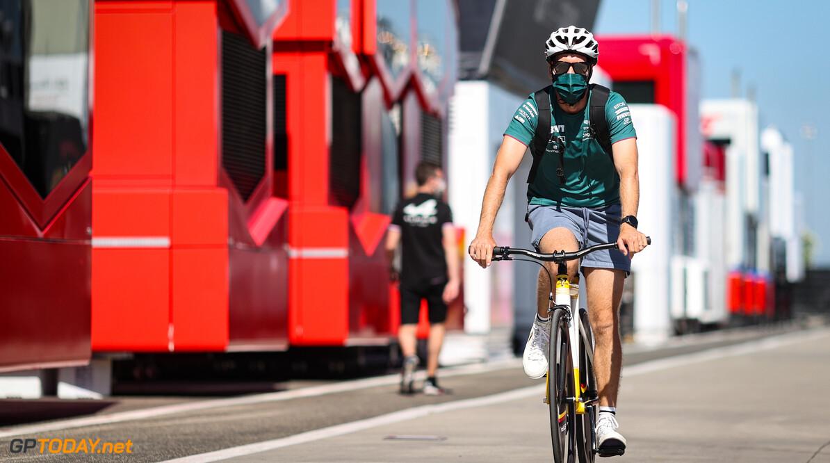 Teambaas Aston Martin denkt dat Vettel weer lol heeft in racen