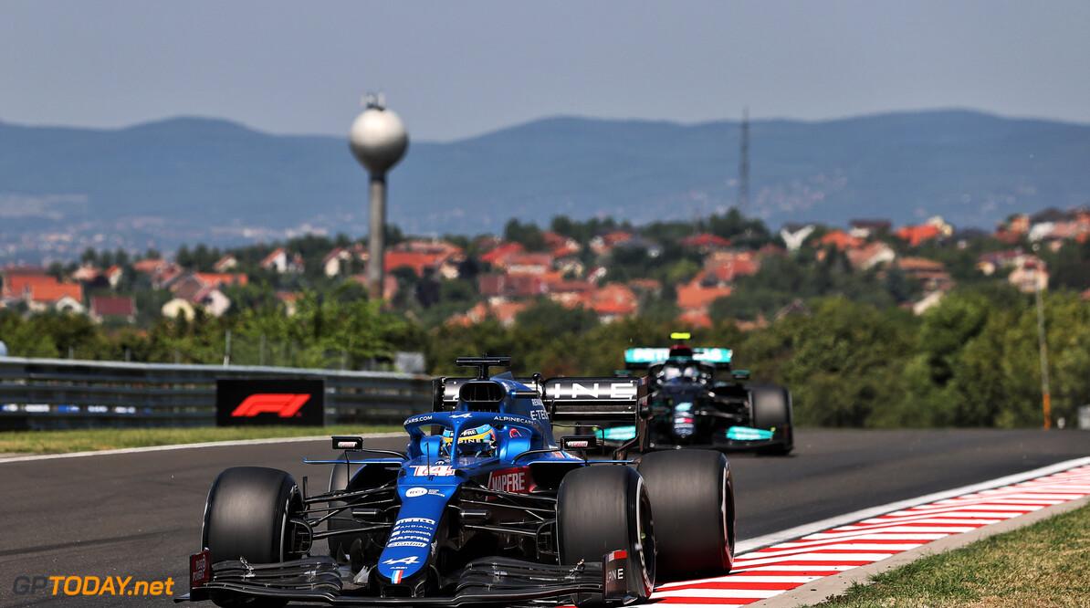 """Ross Brawn: """"Gevechten Alonso altijd hard, maar eerlijk"""""""