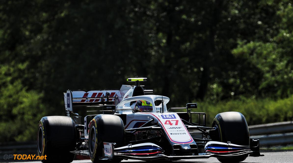 Mick Schumacher maakt indruk op Damon Hill