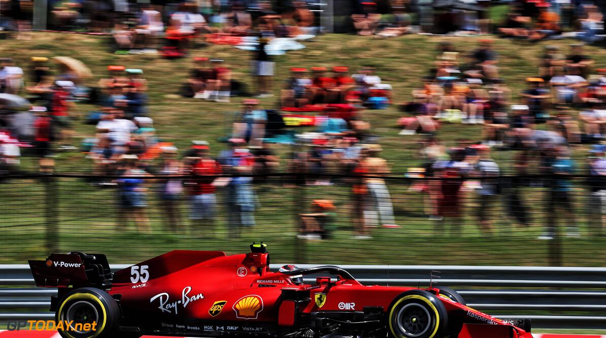 Ferrari profiteert omdat zij langer mochten ontwikkelen in de windtunnel