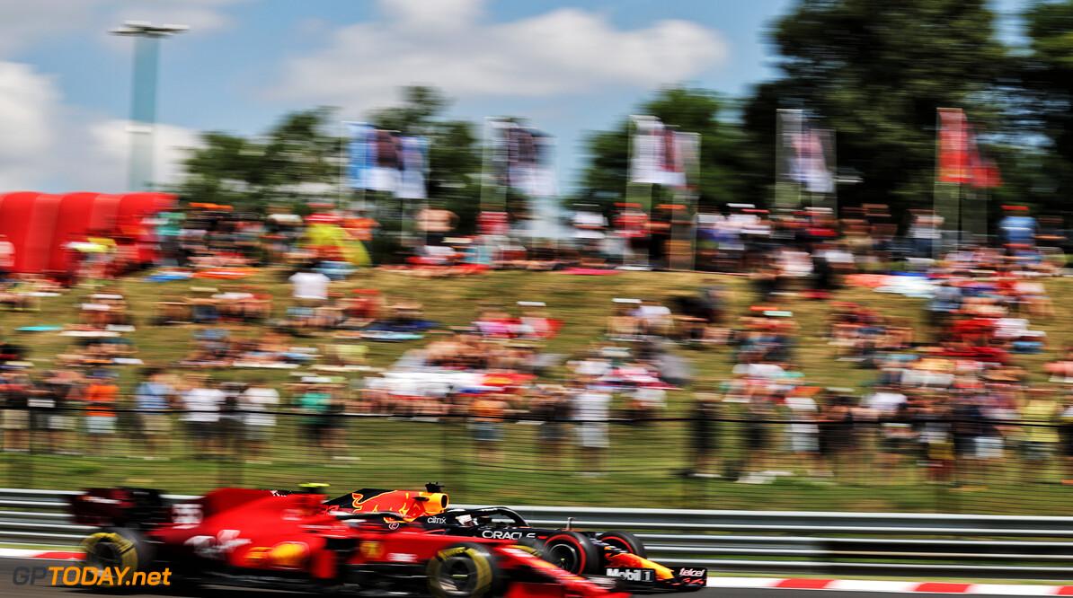 """Van de Grint: """"Houd de Ferrari's in de gaten op Spa"""""""