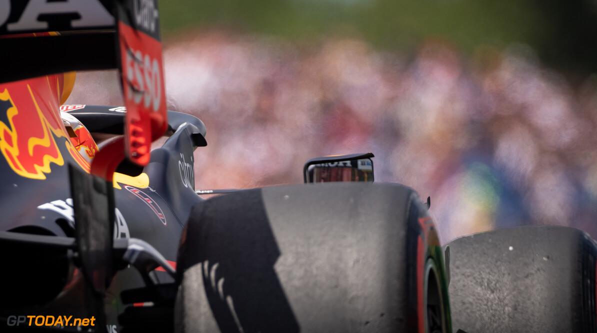 """Max Verstappen: """"Sergio Perez is een geweldige teamgenoot"""""""