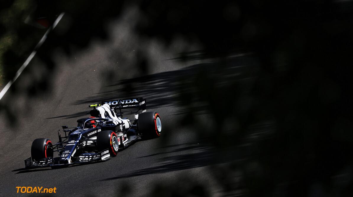 Gasly twijfelt of hij tijdens de race Perez en Verstappen kan aanvallen