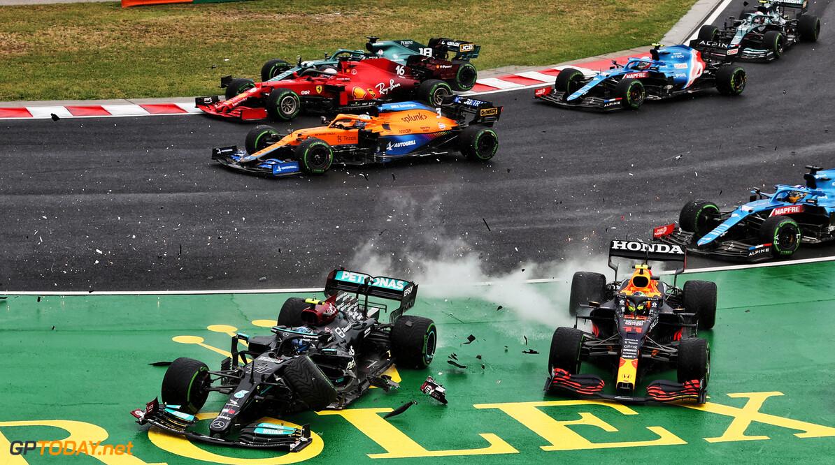 Valtteri Bottas en Lance Stroll bestraft met 5 plaatsen gridstraf tijdens GP België