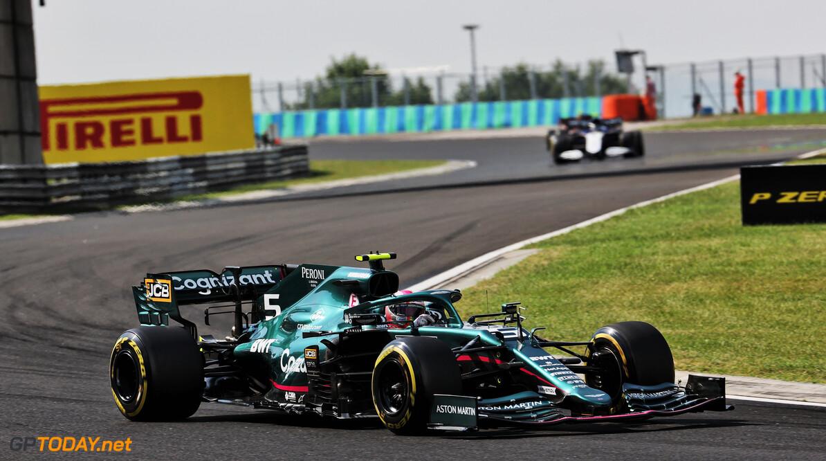 "Aston Martin ""teleurgesteld"" om afgewezen beroep na diskwalificatie Vettel"