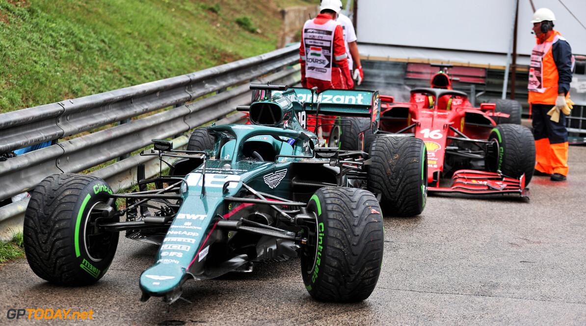 Chaos startcrash na remfout Bottas zou geen invloed hebben op rijderskeuze Mercedes voor 2022