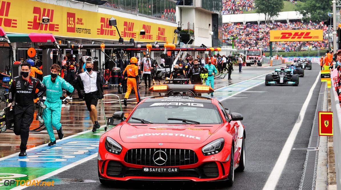 Grand Prix van Hongarije nog jarenlang vaste prik op de kalender