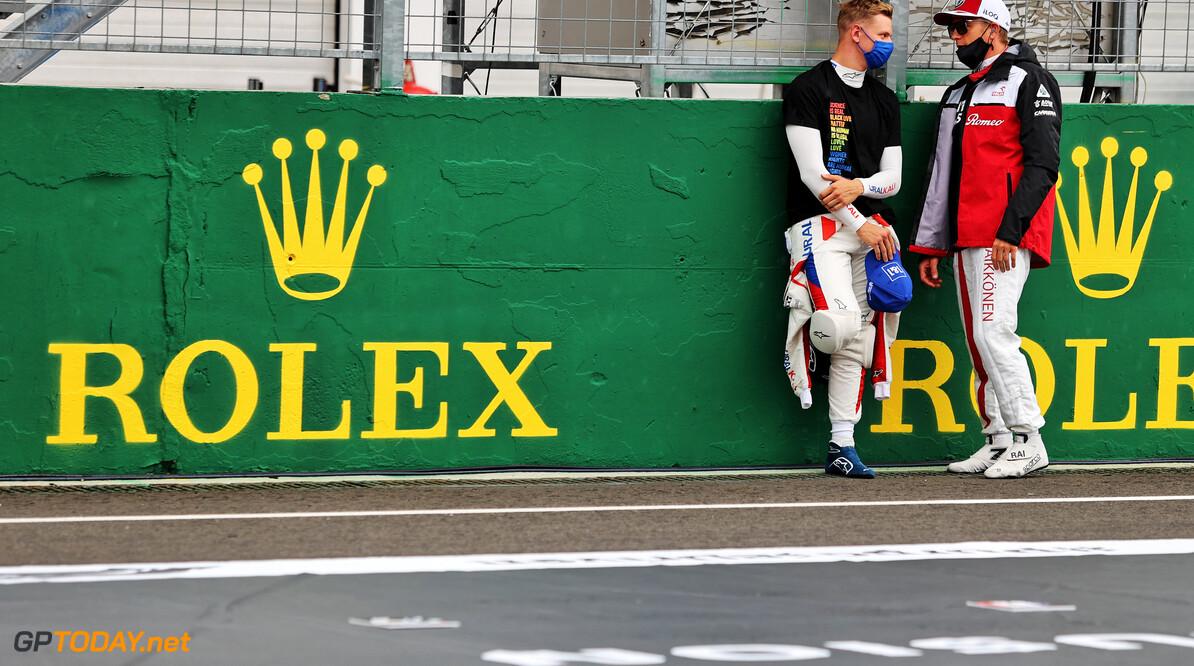 Kimi Raikkonen nog altijd enorm gemotiveerd