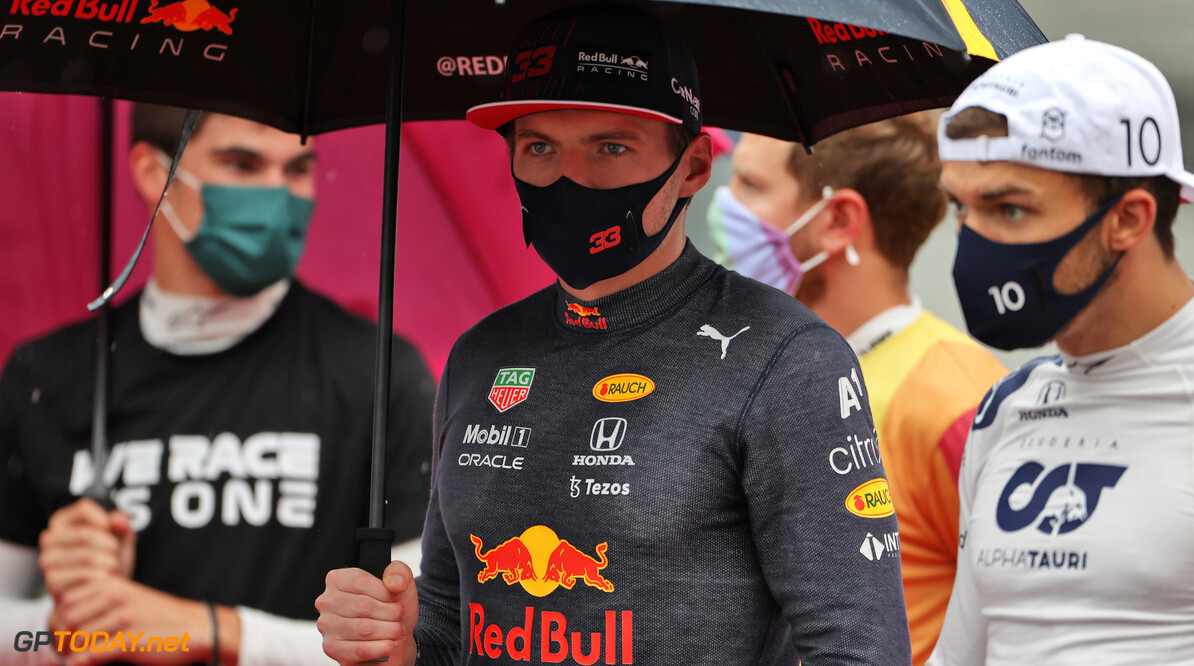 """Max Verstappen wil winnen in België: """"Ik ben goed voorbereid"""""""
