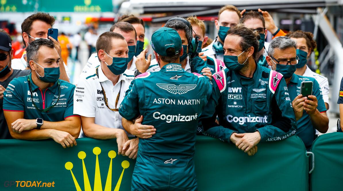 <strong>Officieel: </strong> FIA gaat brandstoftekort Sebastian Vettel na hoorzitting niet opnieuw beoordelen