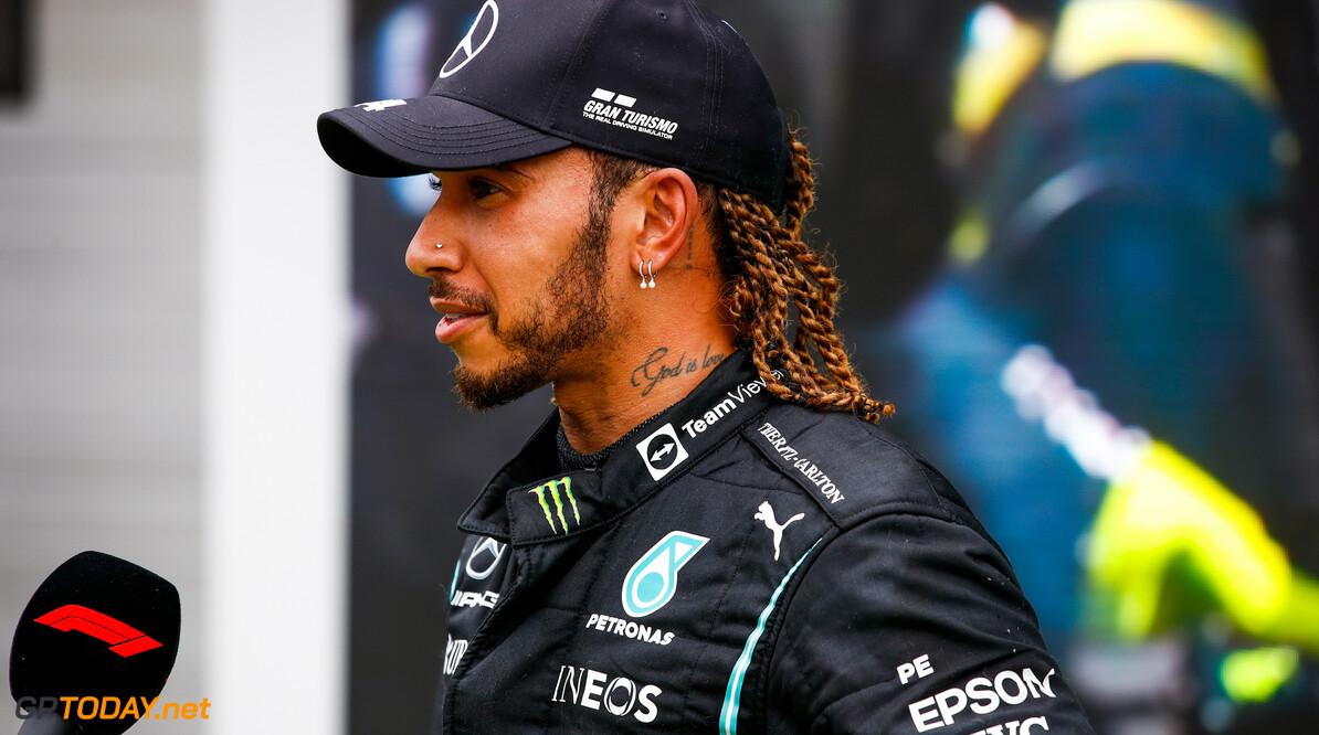 <b>Video: </b>Lewis Hamilton werpt blik vooruit op racen in de Ardennen