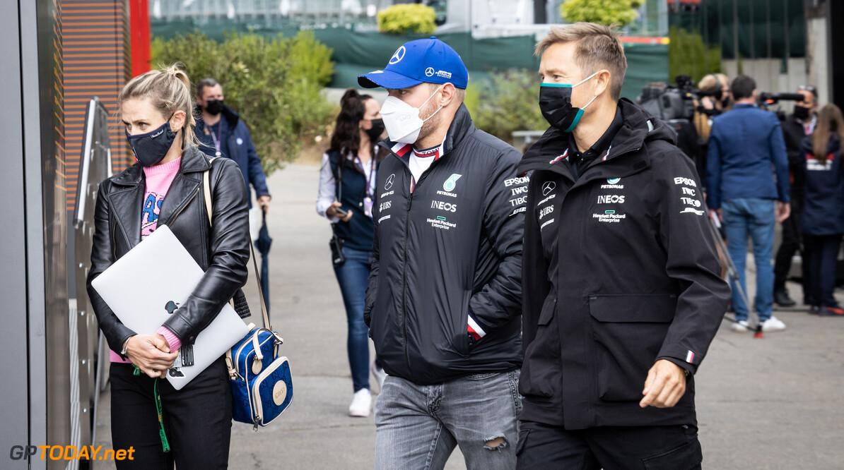 Valtteri Bottas verguld met meerjarige deal bij Alfa Romeo