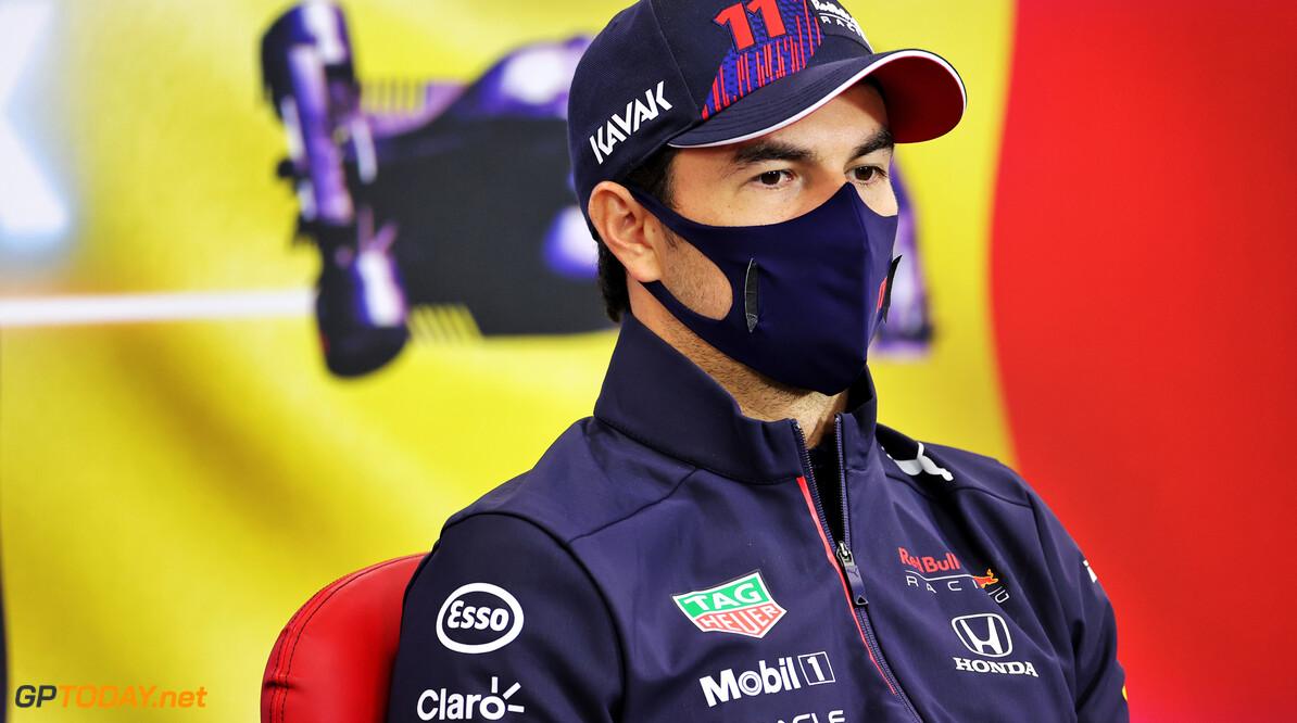 """Sergio Perez wil vertrouwen van Red Bull niet beschamen: """"We hebben veel te bereiken samen"""""""