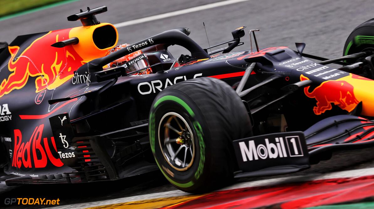 'Red Bull meer in het voordeel met downforce in de regen'