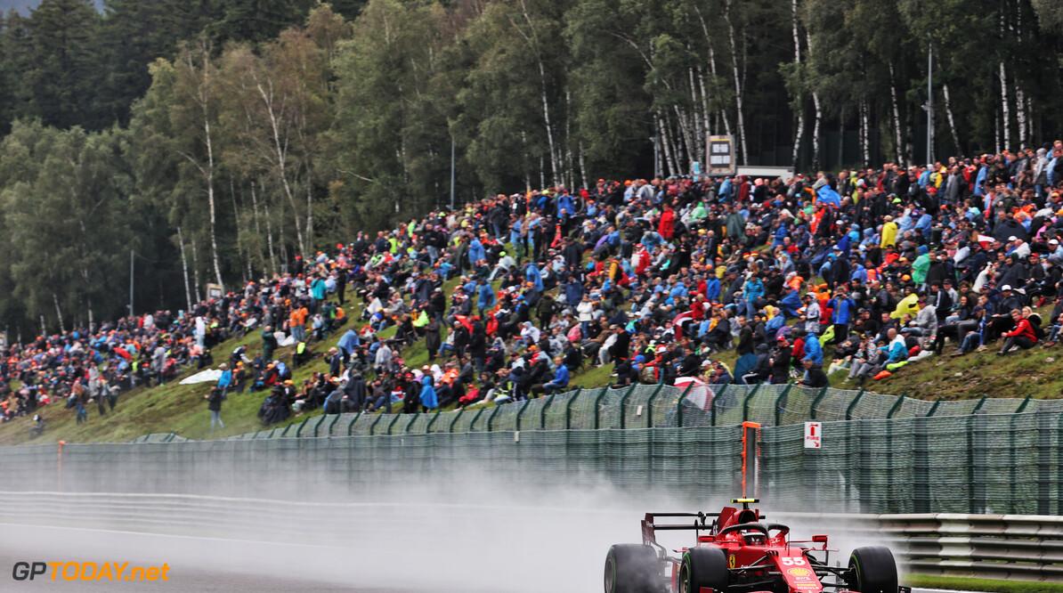 Kan Ferrari terugslaan op nat Spa-Francorchamps na ondermaatse kwalificatie?