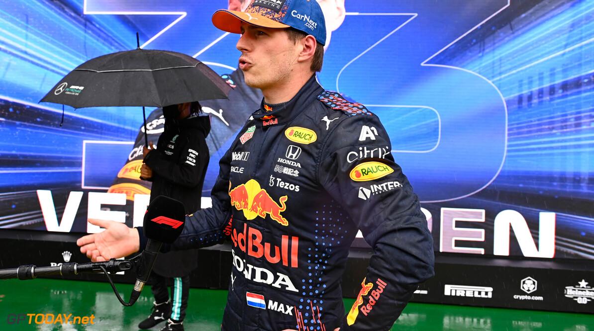 Max Verstappen blikt terug op Belgische 'race' waarbij inhalen niet mocht