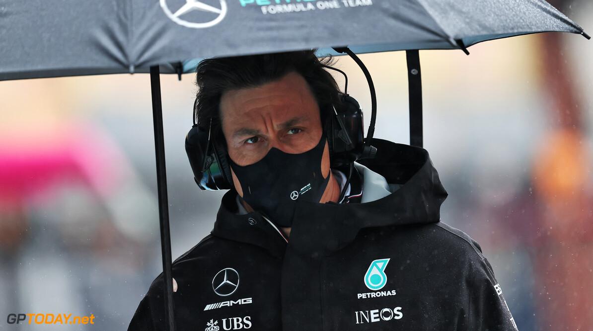 """Wolff in zijn nopjes met zijn toekomstige coureur: """"Hij kan zomaar aan de leiding liggen"""""""