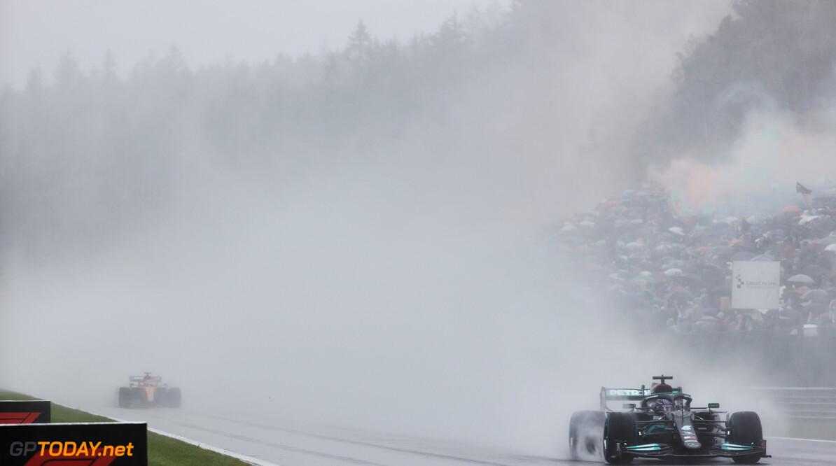 """Lewis Hamilton derde na deceptie op Spa-Francorchamps: """"Hopelijk krijgen fans hun geld terug"""""""