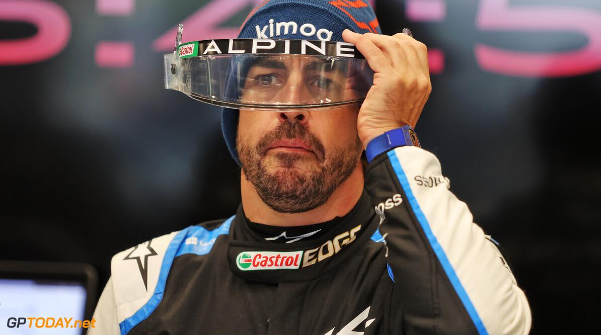 """Fernando Alonso: """"Het was de juiste beslissing"""""""