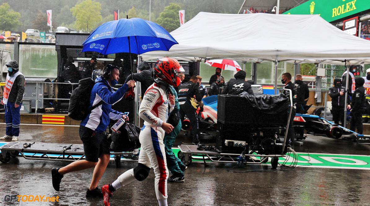 Gaat de Belgische Grand Prix vandaag nog gereden worden?