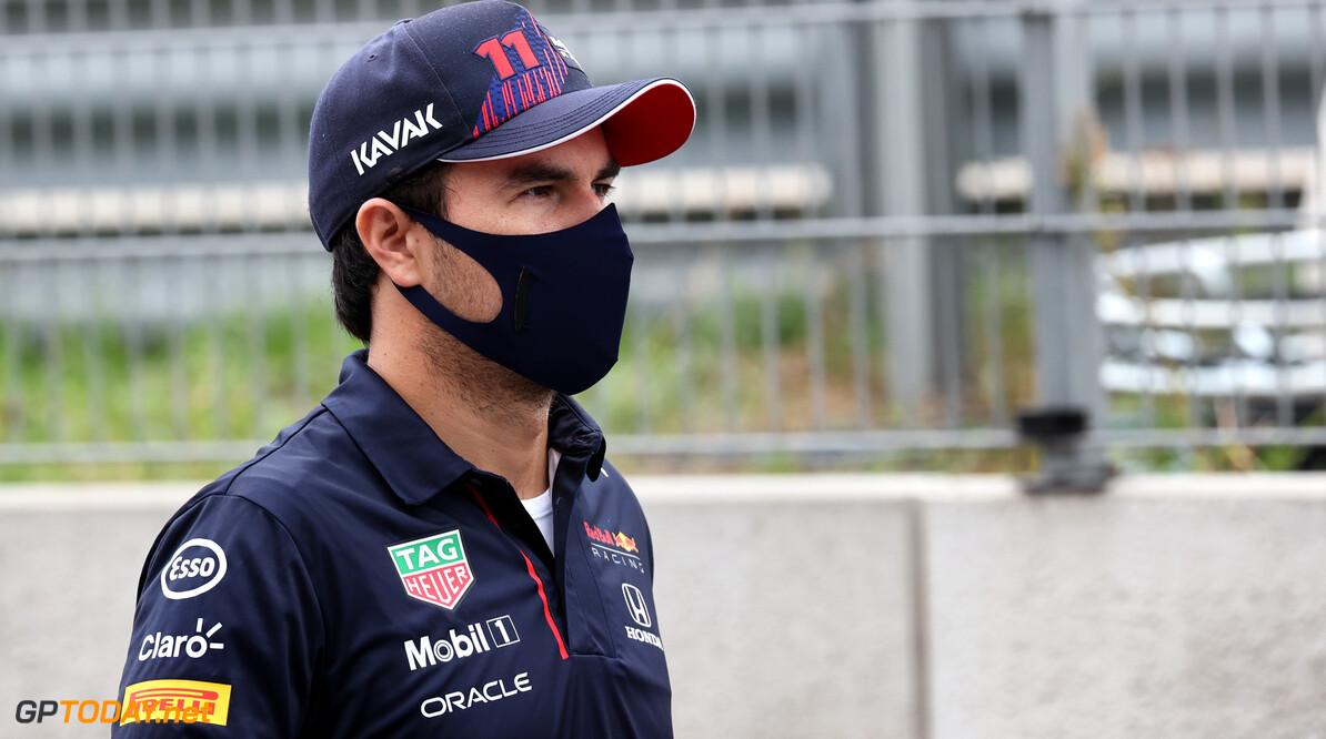 """Perez ligt niet wakker van éénjarig contract: """"Maakt mij niet zoveel uit"""""""