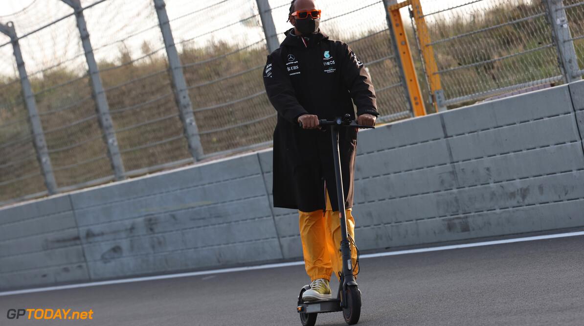 Lewis Hamilton krijgt nieuwe versnellingsbak