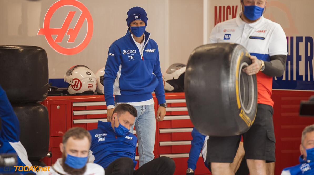 """Berger om Schumacher: """"Geen overbodige energie verspillen"""""""
