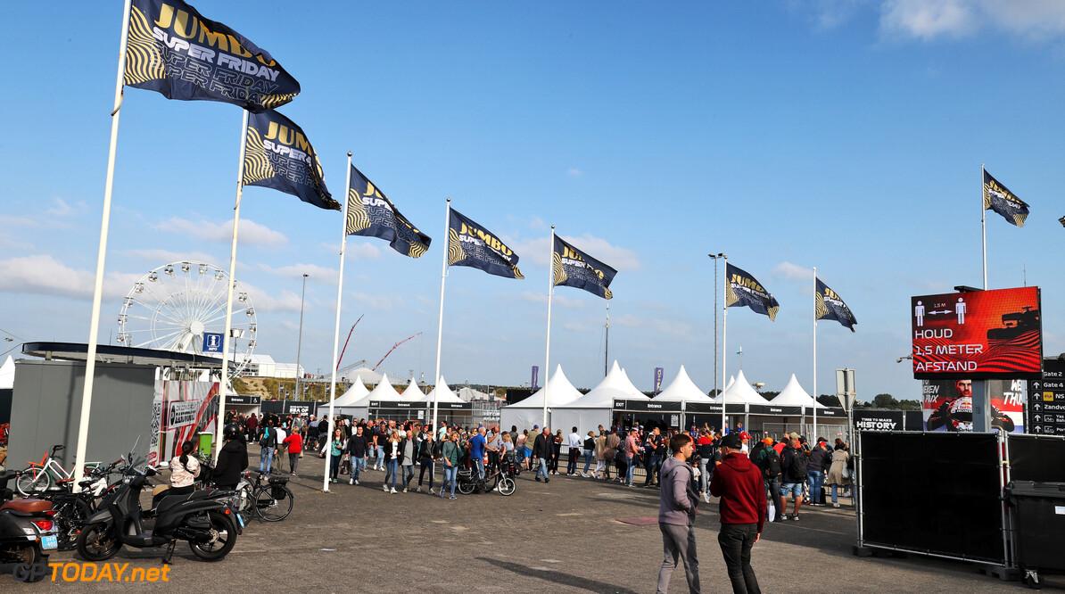 Koninklijk paar aanwezig bij Nederlandse Grand Prix