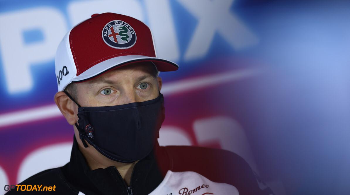 Raikkonen test positief tijdens GP Nederland, Kubica vervanger
