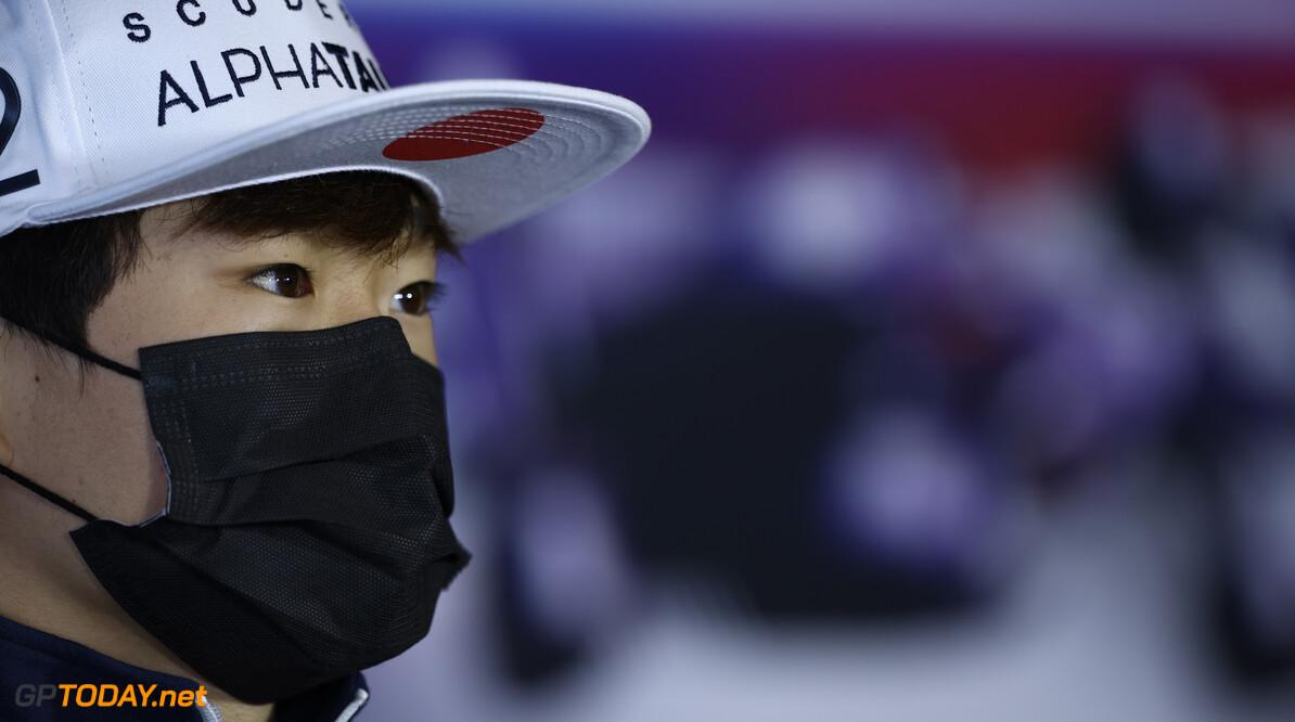 Tsunoda heeft nog geen zekerheid voor 2022