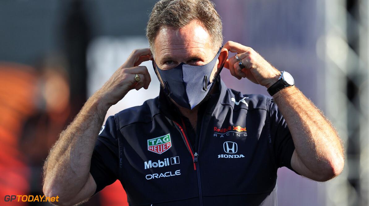 Christian Horner verguld van trots na winst Max Verstappen op Zandvoort