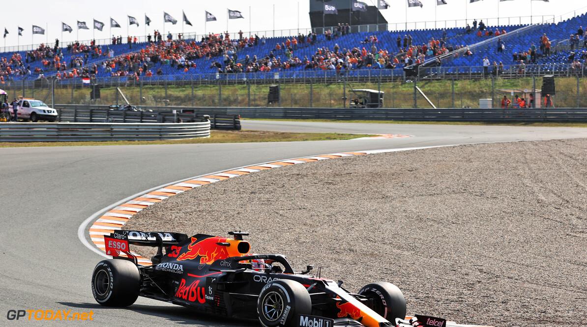 """Max Verstappen: """"Als ik mijn rondje kon afmaken, was ik snelste"""""""