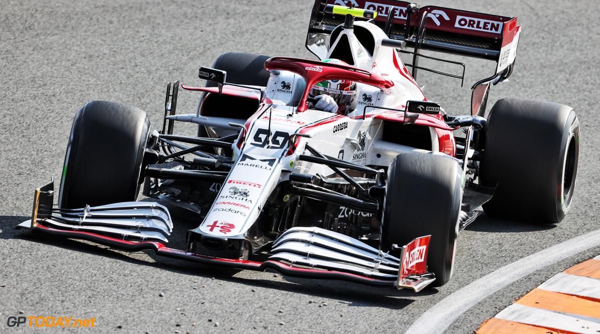 <b>Video: </b>Giovinazzi extreem gelukkig met zevende startplek tijdens de Dutch Grand Prix op Zandvoort