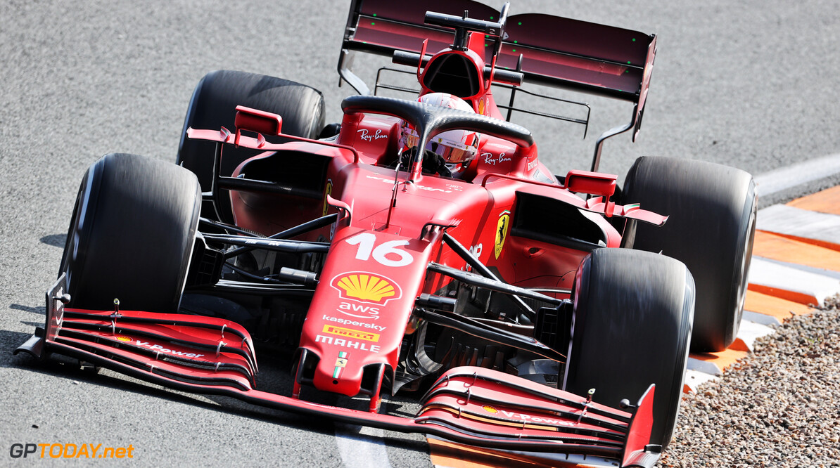 <b> Samenvatting VT2 DutchGP Zandvoort </b> Ferrari leidt voor Ocon, Bottas en Verstappen - problemen voor Hamilton