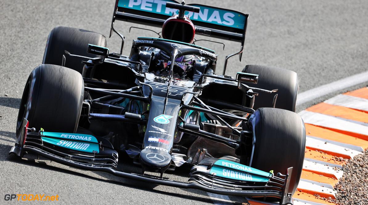 """Lewis Hamilton: """"Niet het einde van de wereld"""""""