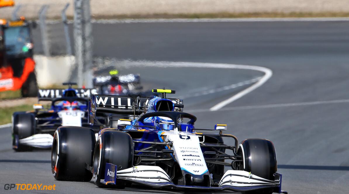 Williams-teambaas mist Zandvoort door positieve test Räikkönen