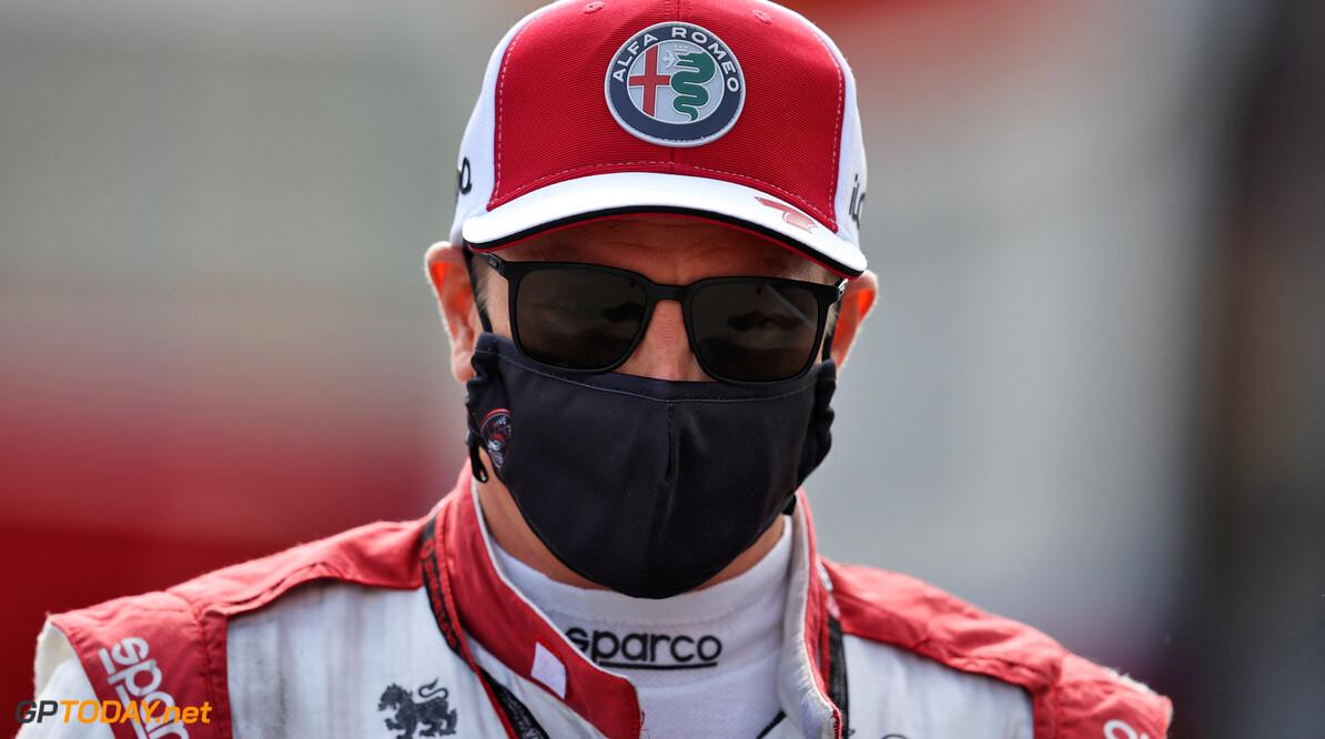 """Kimi Raikkonen is er weer bij tijdens volgende F1-race: """"Alles goed met mij!"""""""