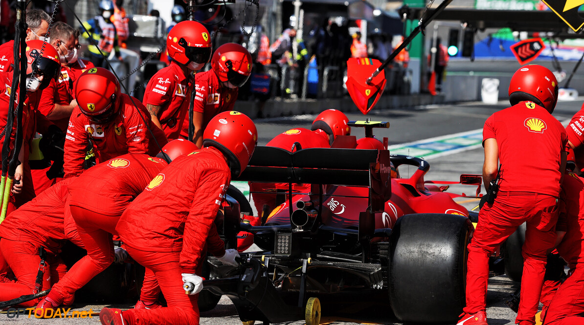 'Ferrari krijgt motorupdate in Turkije'