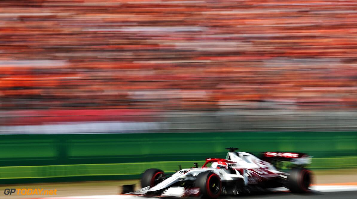 """Robert Kubica tempert verwachting Monza in het geval hij weer invalt: """"Sprintrace wordt zwaar"""""""
