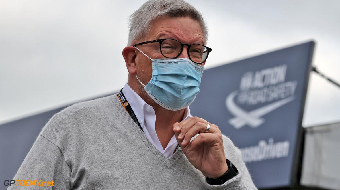 Ross Brawn oneens met publiek over Driver of the Day op Zandvoort