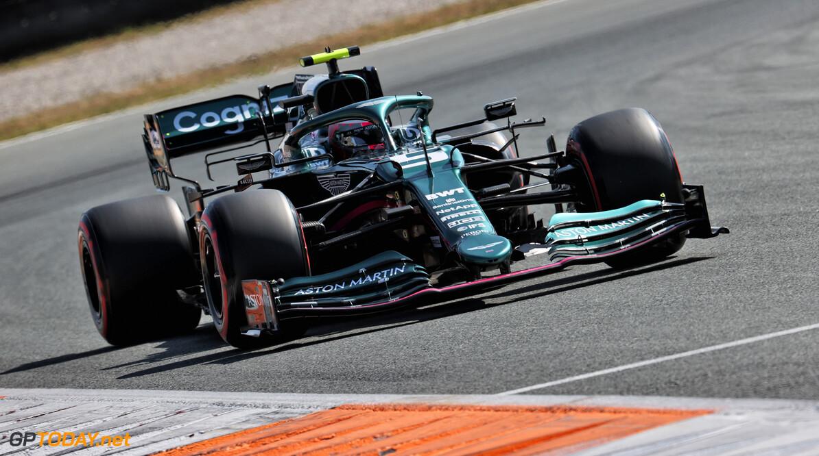 <b> Officieel: </b> Aston Martin ook in 2022 met Vettel en Stroll